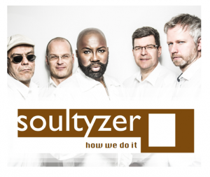 CD-Cover Soultyzer - how we do it